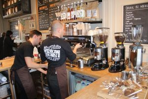 Certified Germ Free Treatments for Cafes