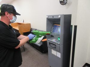 ATM Germ Shield Pro