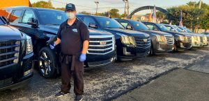 Dealership Disinfection