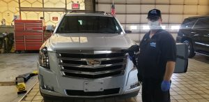 Dealership Service Disinfecting