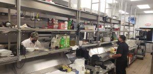 Kitchen Santitize