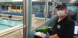 Saf-t-Swim Disinfection Antimicrobial Protection